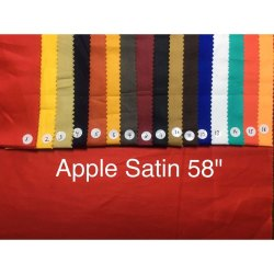 58 Inch Satin Mens Shirt Fabric