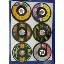 Radiant Flap Disc
