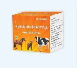 Sulphadimidine Bolus, Facmed Pharmaceuticals, Non Prescription