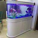 U shape/ Bullet shape customized aquarium