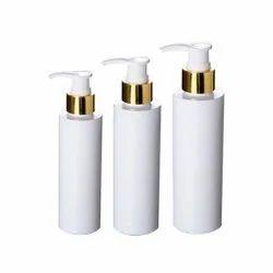300 Ml  PET Shampoo Bottle