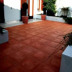 Agra Red Tile