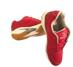 Lace Pu Badminton Shoes