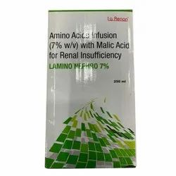 Amino Acids Infusion with Malic Acid For Renal Insufficiency