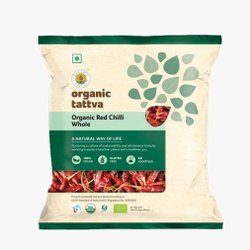 Organic Dry Red Whole Chilli