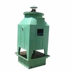 Coolstar Fiberglass Reinforced Polyester Induced Draft Cooling Tower, Square, Capacity: 500TR