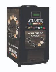 Atlantis Hot Beverage Recipe Machine