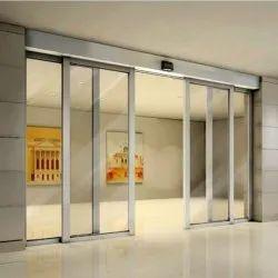 Vnksol Automatic Sliding Door, Exterior