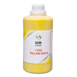 Yellow 12 Pigment Paste For Paint
