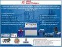 High Voltage & DVDF Test Panel