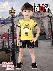 Yellow Boy Fancy Kidswear