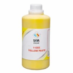 Yellow 12 Pigment Paste For Water Based Paste
