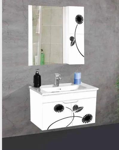 P V C Wall Mounted Radon Bathroom Vanity Size 28inch Id 23005910062