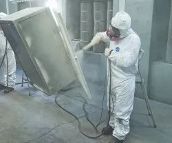 Low Friction Powder Coatings