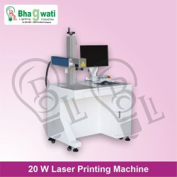 20W Laser Printing Machine