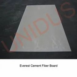 8 x 4 x 12 mm Everest Fibre Cement Board