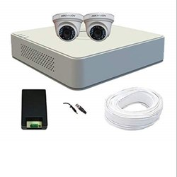 Two Camera Set With 2 Megapixel With Installation, in Kolkata