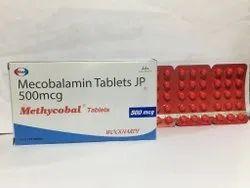 Methyacobal  Tablet 500 Mcg