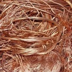 Copper Wire And Cable Scrap, For Foundry Industry
