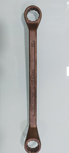 Copper Titanium Non Sparking D/E Ring Spanners