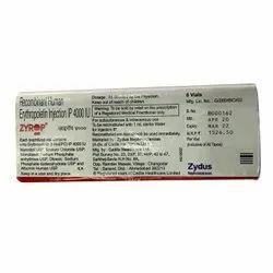 Recombinant Human Erythropoietin 4000 Injection