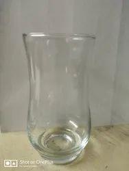 Transparent 240ml Round Juice Drinking Glass