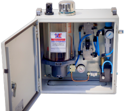 Air Oil Mix System