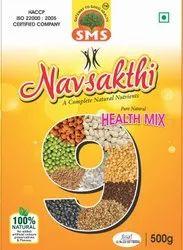 500 G SMS Navsakthi Health Mix, Non prescription