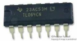 TL064CN INTEGRATED CIRCUITS
