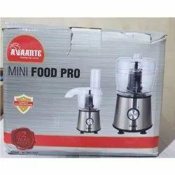 AL303MFP Grinding Avaante Mini Food Processor, 250 Watts