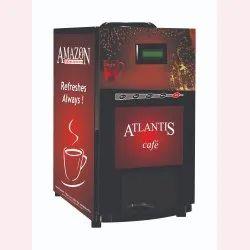 Atlantis Cafe Plus 3 Lane Tea And Coffee Vending Machine
