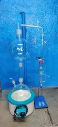 Essential Oil Steam Distillation Apparatus Reflux Type
