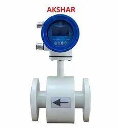 Akshar GPRS Based Digital Flow Meter