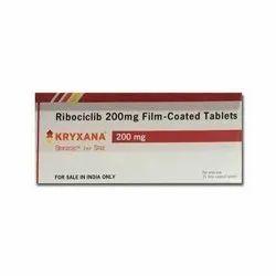Ribociclib 200mg Film Coated Tablets