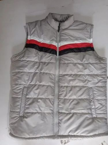 Sleeveless Jacket Polyester Custom Hooded Jackets