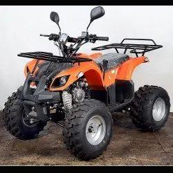 125cc Orange NEO ATV