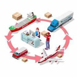 Offline Pan India International Logistics Solution