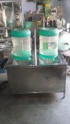 20 Ltr Jar Washing Filling Machine