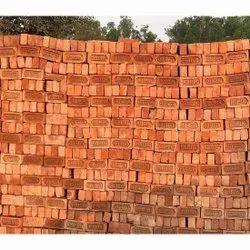 Awaz Clay 1st Quality Red Bricks, Size: 4x7x3 Inch
