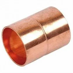 Copper Coupling 1-1/8