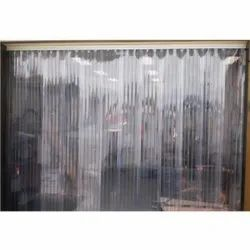 Industrial PVC Strip Door