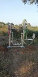 Air Walker Leg Press Shoulder Builder