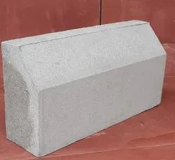 Gray Concrete KERB Stones, For Landscaping