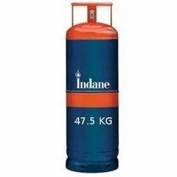 47.5 Kg Indane Commercial LPG Cylinder