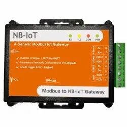 Modbus To NB-IoT Gateway