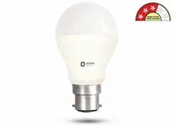 Round Cool daylight Orient Electric 9 Watt LED Bulb