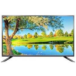 Reintech Black 24 Inch Normal led tv, 1, Resolution: 1366 X 768 Pixels