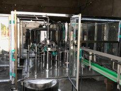 Drinking Mineral Water Pet Bottling Machine