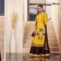 Fashionable Rayon Disigner Salwar Suit