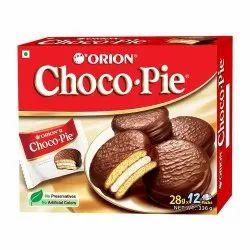 Lotte Choco Pie 12 & 6 PACK